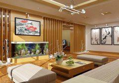 Những món đồ decor trang trí nội thất phòng khách phong cách hiện đại