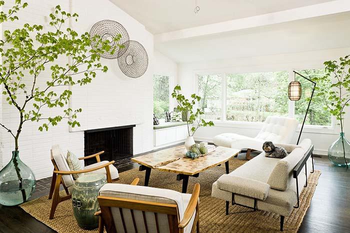 Những món đồ decor trang trí nội thất phòng khách phong cách hiện đại -6