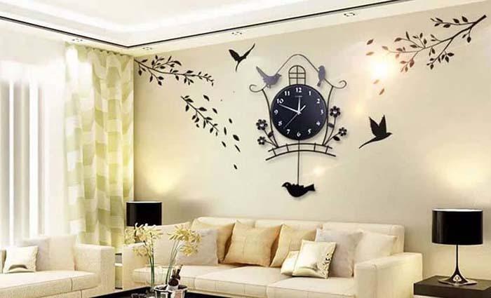 Những món đồ decor trang trí nội thất phòng khách phong cách hiện đại -8