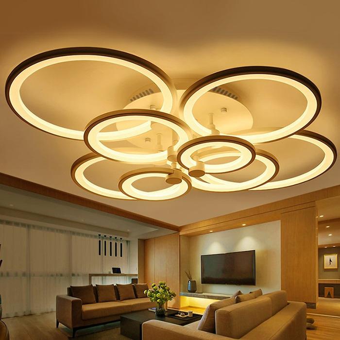 Mẫu đèn thiết kế hiện đại