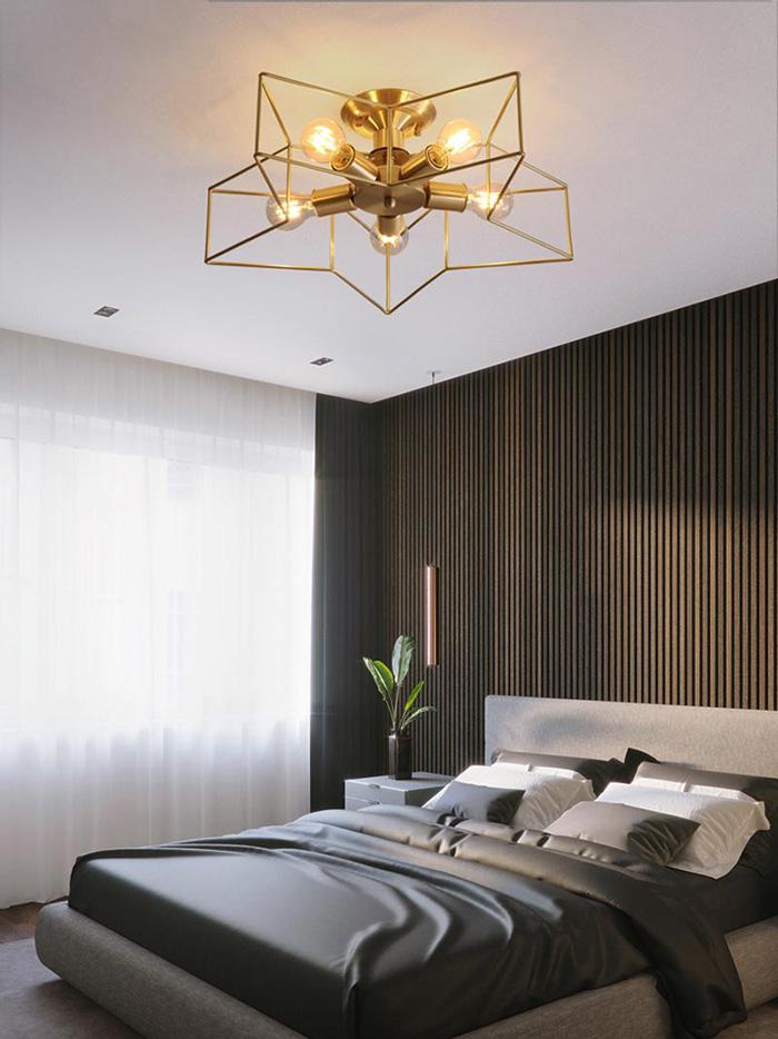 Đèn chùm phòng ngủ