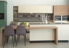 Phòng bếp đẹp hoàn hảo với mức ngân sách dưới 30 triệu