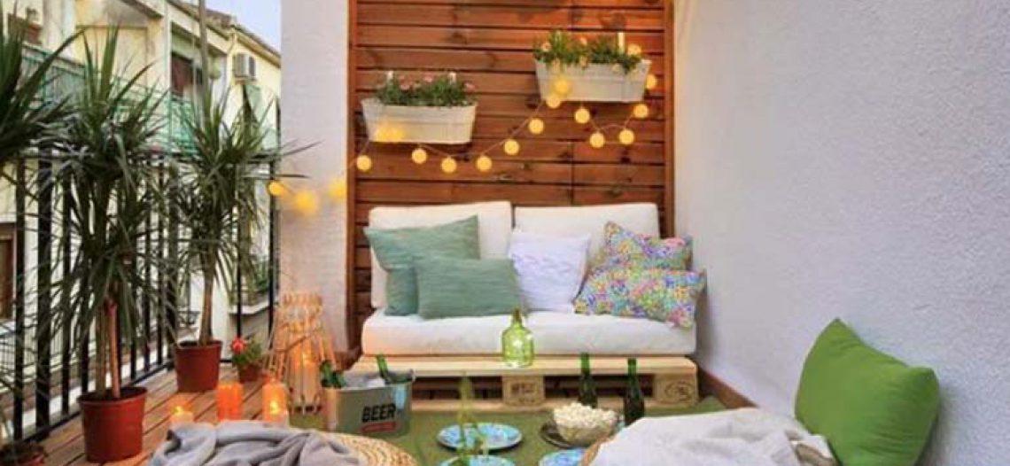 5 mẹo trang trí ban công chung cư thu hút mọi ánh nhìn