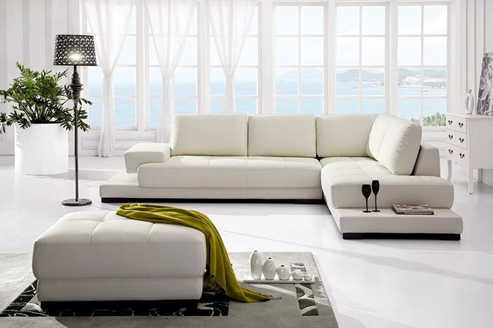 Sofa đẹp giúp không gian hài hòa