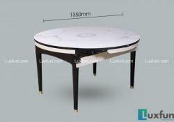 Nên dùng bàn ăn xếp gọn cho không gian phòng ăn nào?
