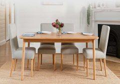 Xu hướng bàn ăn thông minh gỗ tự nhiên cao cấp, hiện đại [2o21]