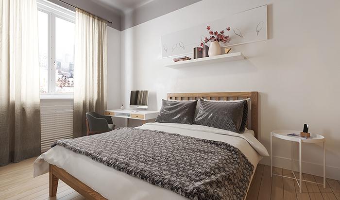 Những món đồ nhỏ xinh trang trí phòng ngủ thêm bắt mắt