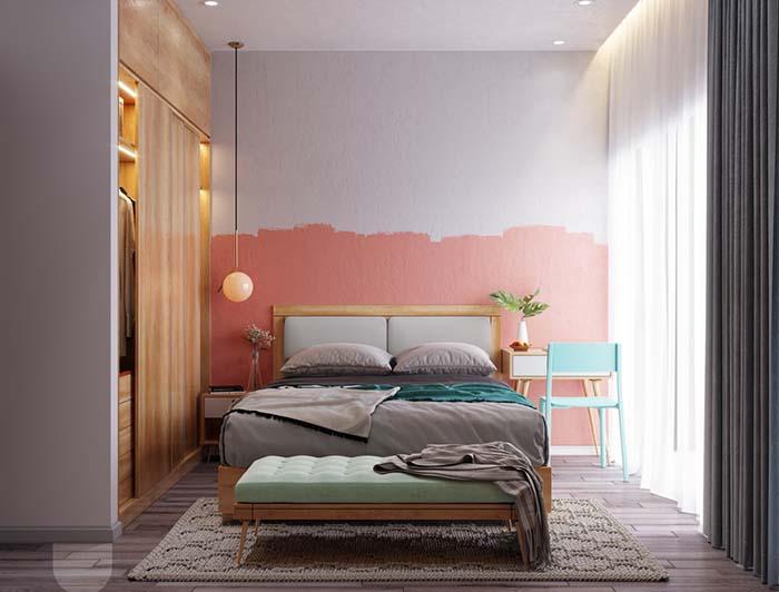 Decor phòng ngủ nhỏ bằng thảm trải sàn