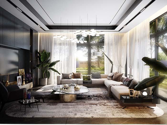 Đồ nội thất mang phong cách hiện đại