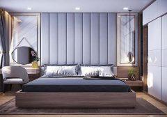 10 mẫu thiết kế phòng ngủ đẹp cho mùa hè mát mẻ