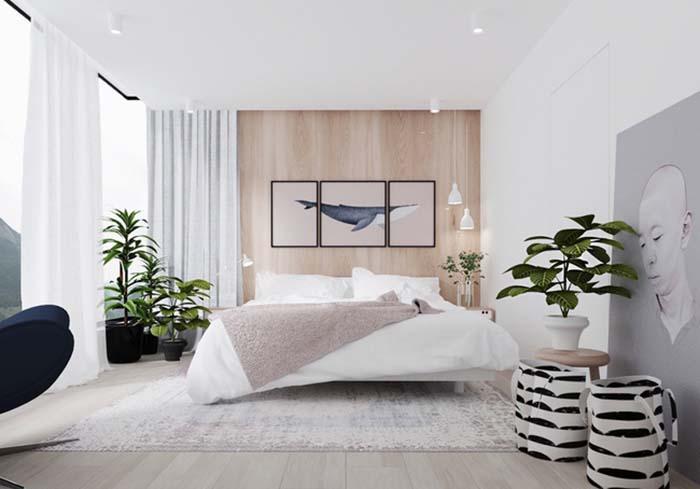 10 mẫu thiết kế phòng ngủ đẹp cho mùa hè mát mẻ-3