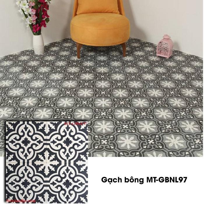 gạch bông men MT GBNL97