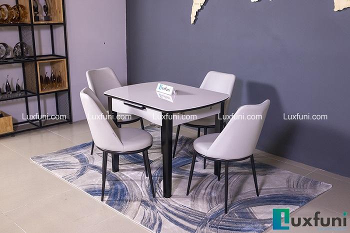 bàn ăn gấp gọn B68