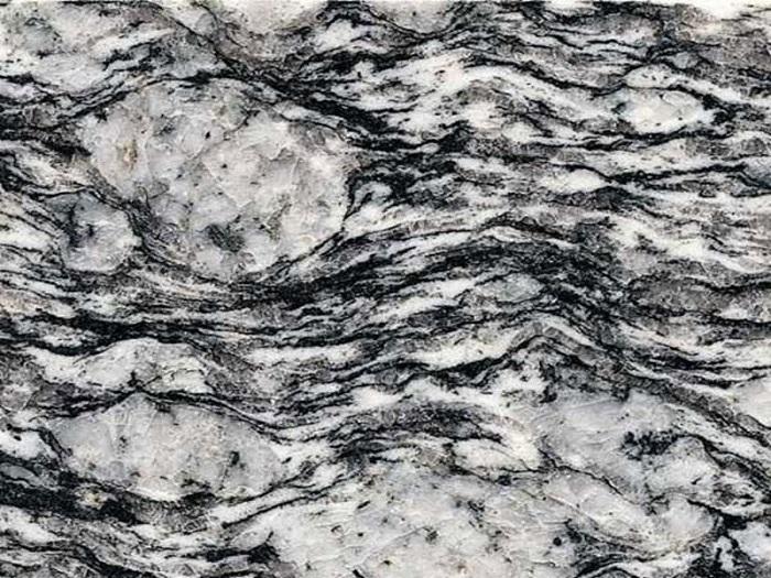 Đá ốp nhà tắm Granite Trắng Mắt Rồng MT-DG0001
