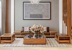 Sofa văng xu thế của nội thất hiện đại
