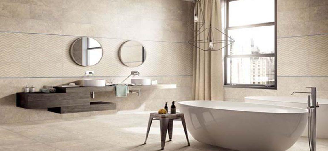 Cách lựa chọn gạch ốp nhà tắm đẹp như spa thu nhỏ