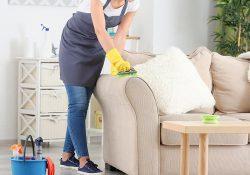 Hướng dẫn cách tự giặt ghế Sofa tại nhà đơn giản sạch
